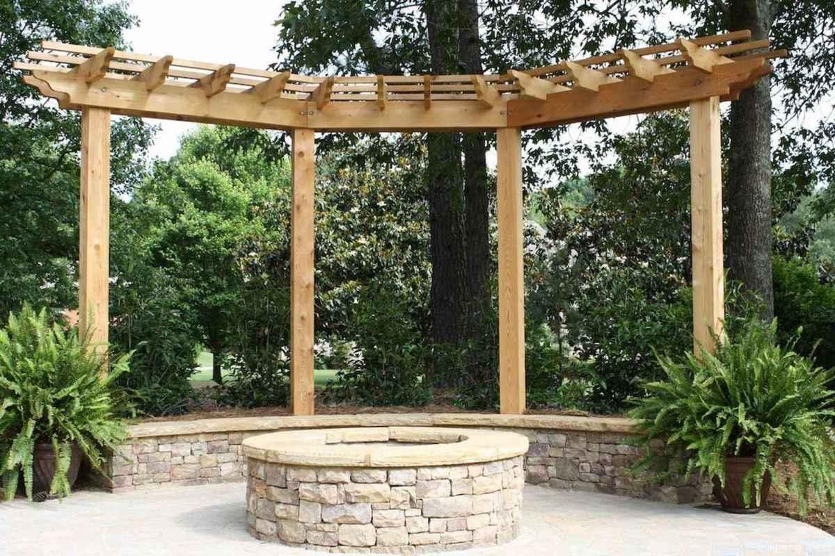 65 awesome gravel patio ideas with pergola