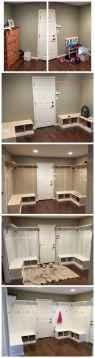 68 inspiring mudroom bench design ideas