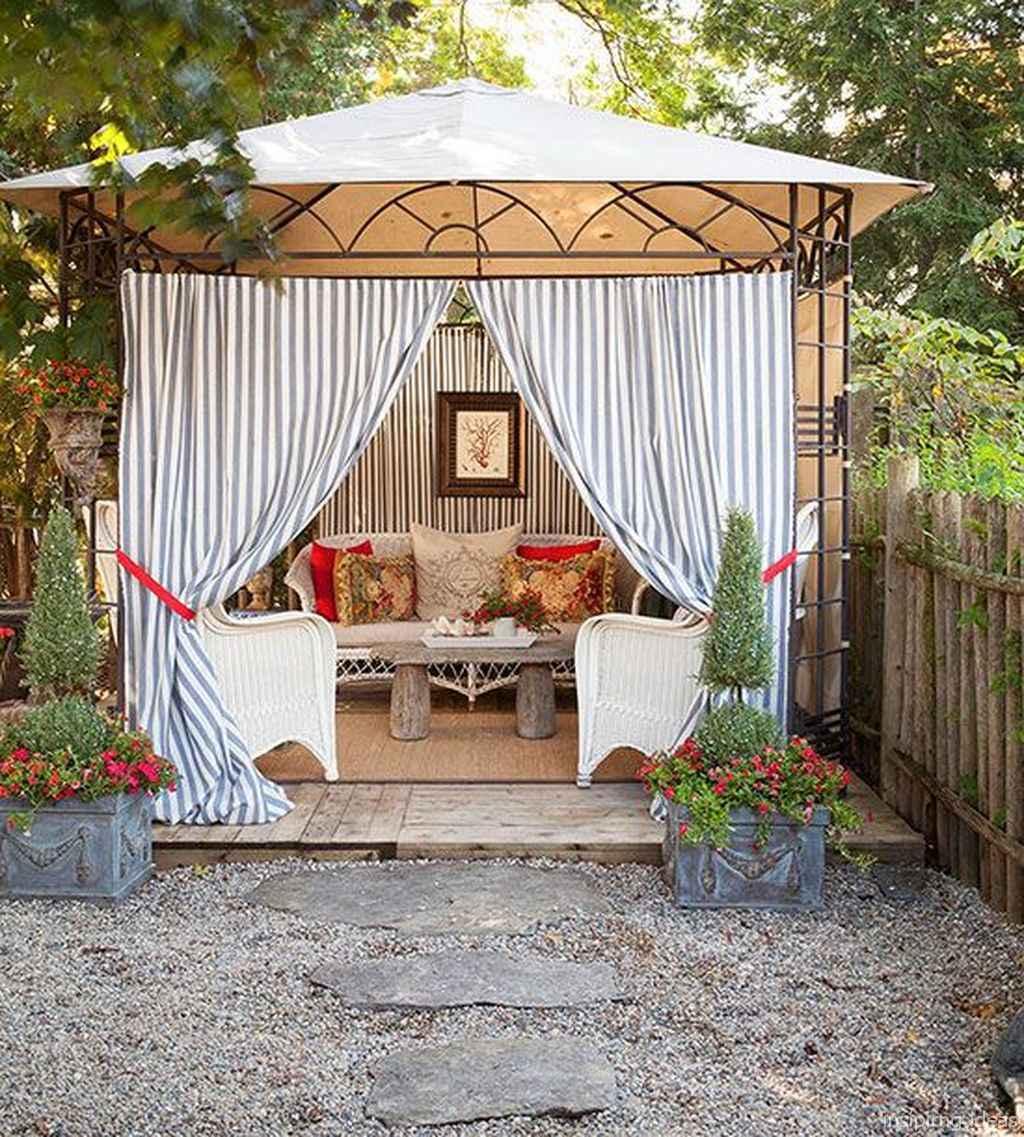 72 awesome gravel patio ideas with pergola