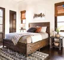 73 genius rustic storage bed design ideas