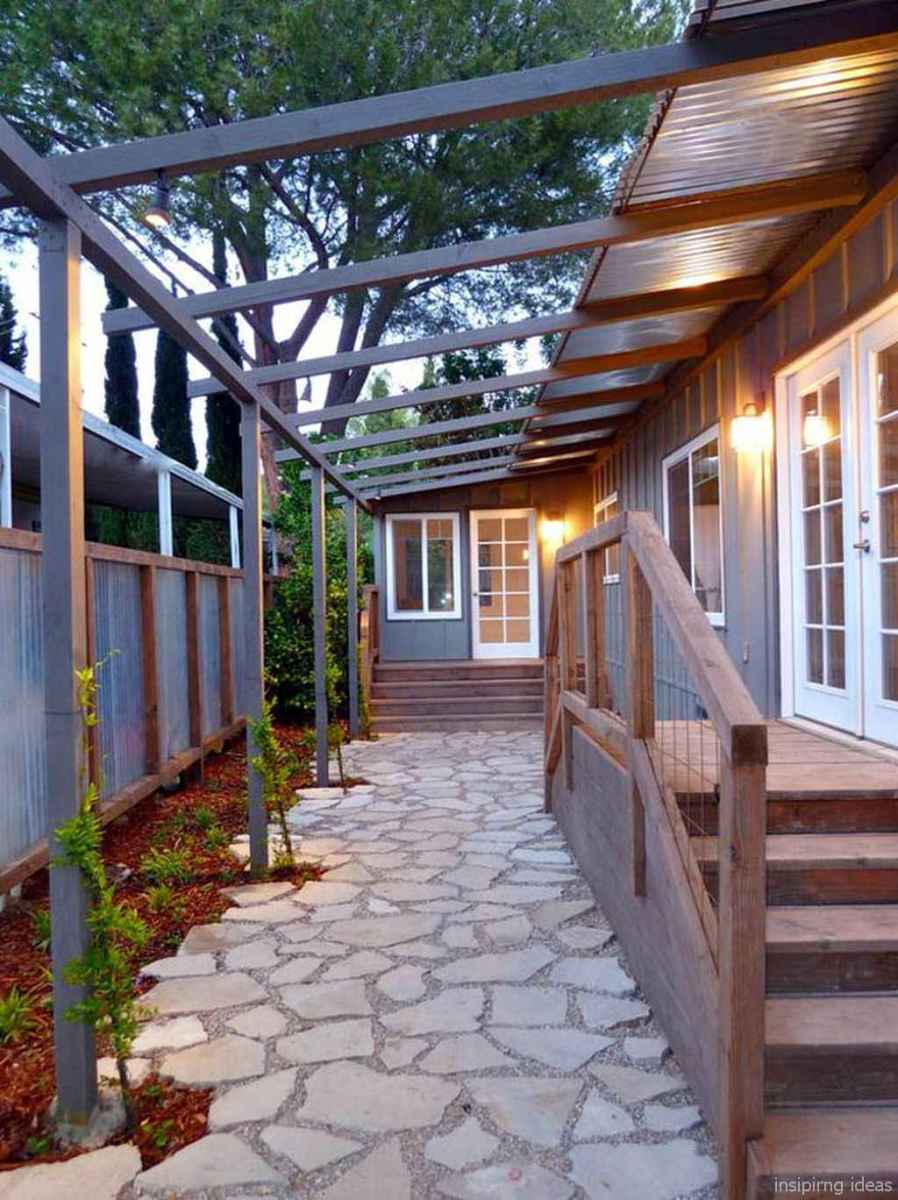 77 awesome gravel patio ideas with pergola