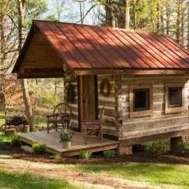 77 rustic log cabin homes design ideas