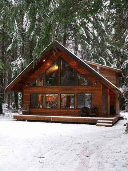79 rustic log cabin homes design ideas