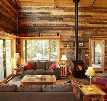 86 rustic log cabin homes design ideas