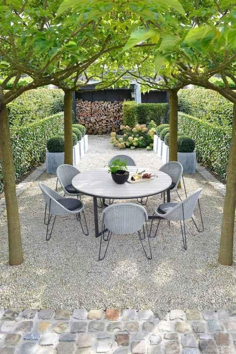 88 awesome gravel patio ideas with pergola