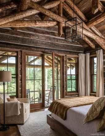 9 rustic log cabin homes design ideas