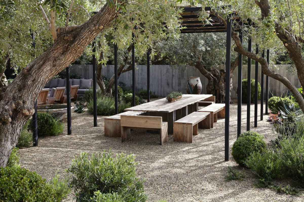 91 Awesome Gravel Patio Ideas With Pergola Room A Holic