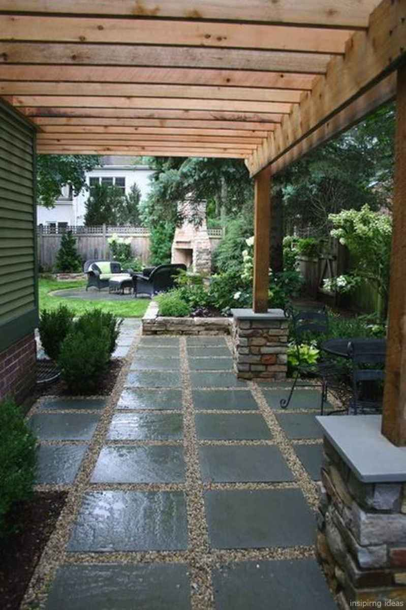 94 awesome gravel patio ideas with pergola