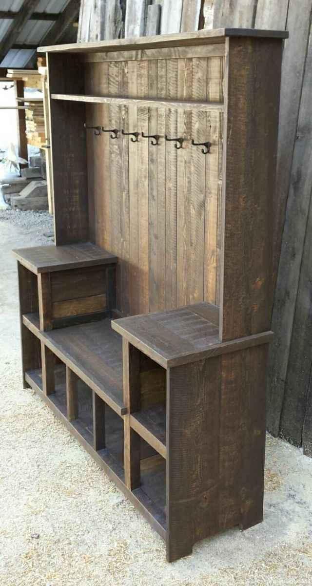 94 inspiring mudroom bench design ideas