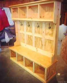 96 inspiring mudroom bench design ideas