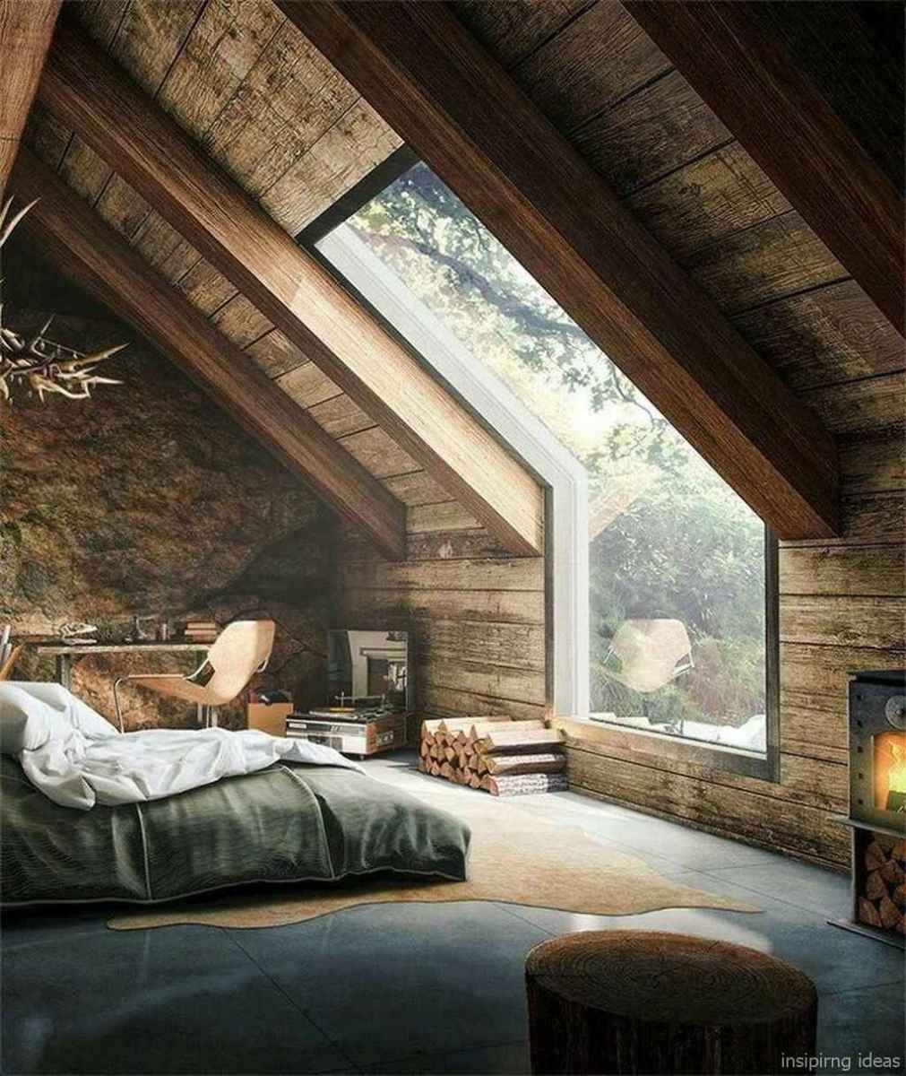 Rustic home decor ideas for bedroom 30