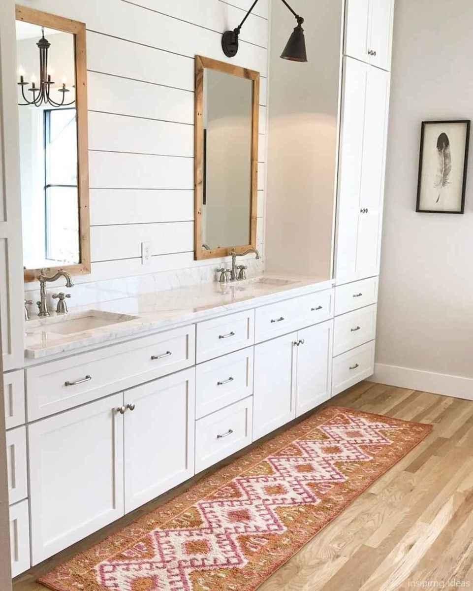 03 fabulous modern farmhouse bathroom vanity ideas