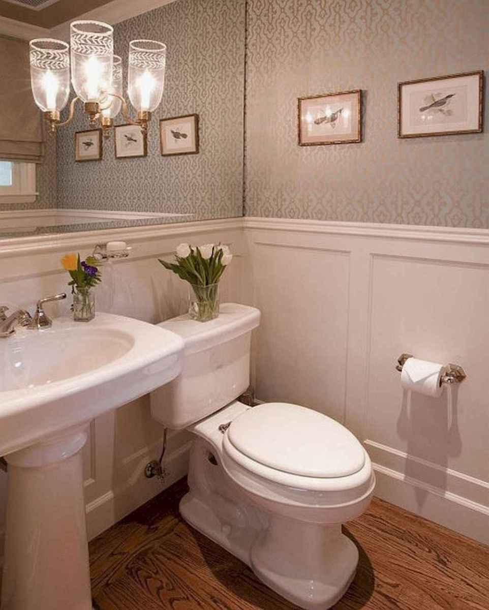 31 awesome small powder room ideas