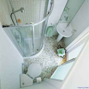 38 small bathroom remodel ideas