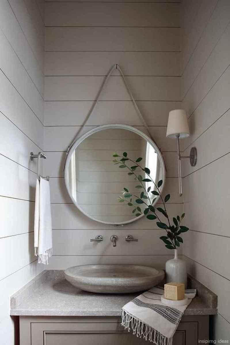 40 fabulous modern farmhouse bathroom vanity ideas