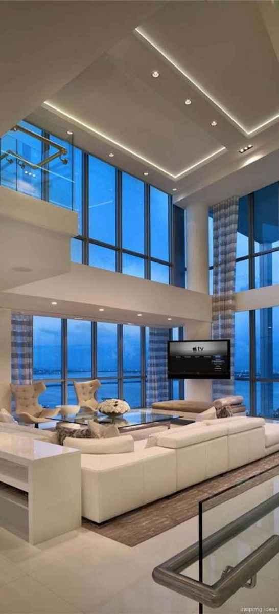 43 luxurious modern living room decor ideas