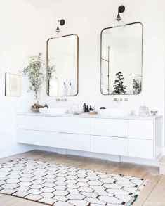 46 fabulous modern farmhouse bathroom vanity ideas