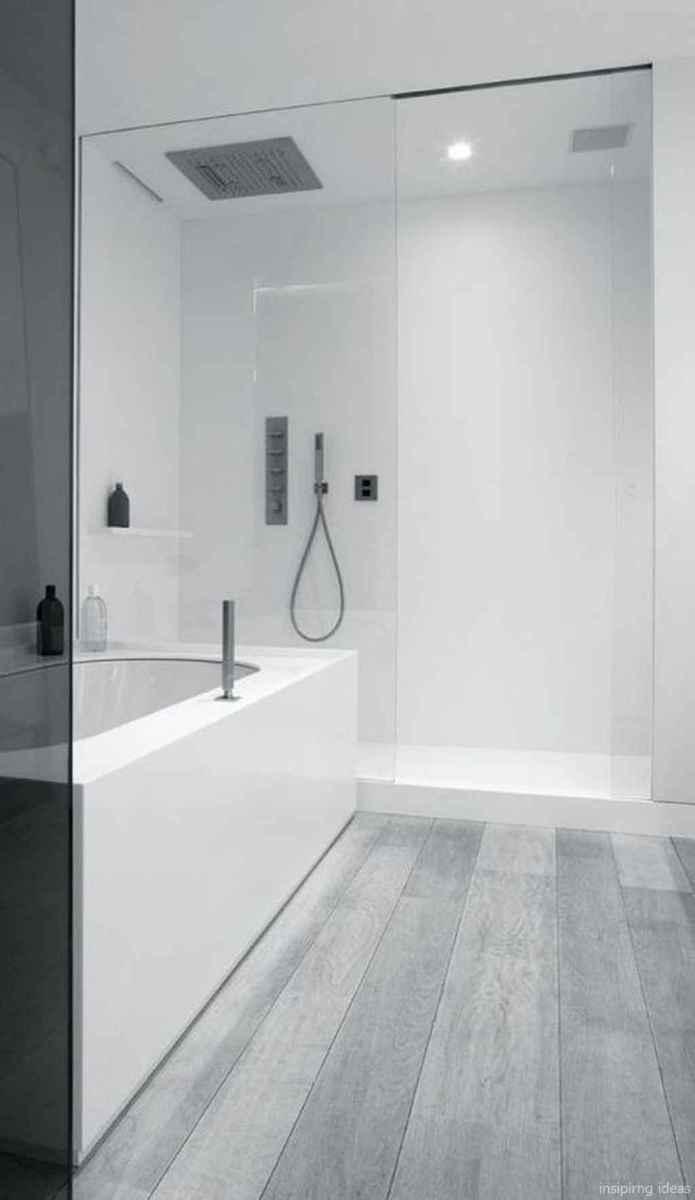 50 modern farmhouse small bathroom wall color ideas 32