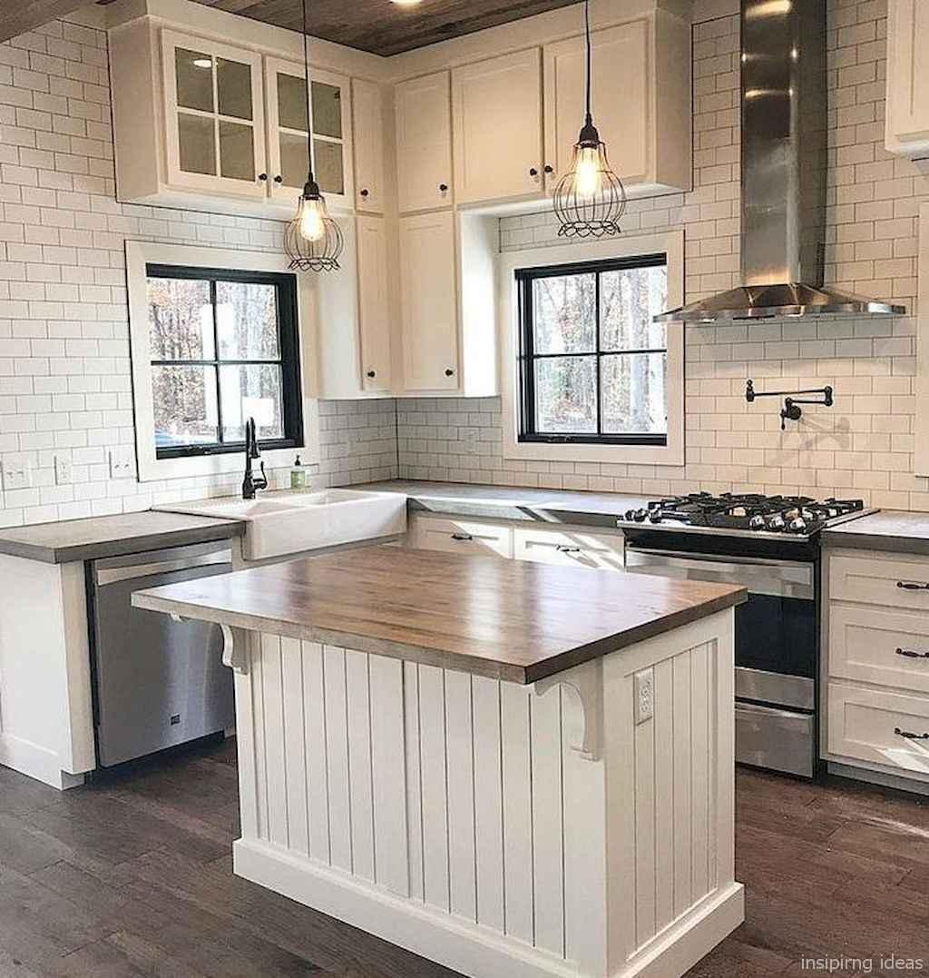 52 beautiful farmhouse kitchen decor ideas