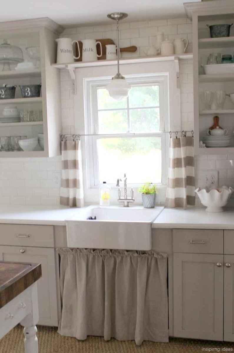 58 beautiful farmhouse kitchen decor ideas
