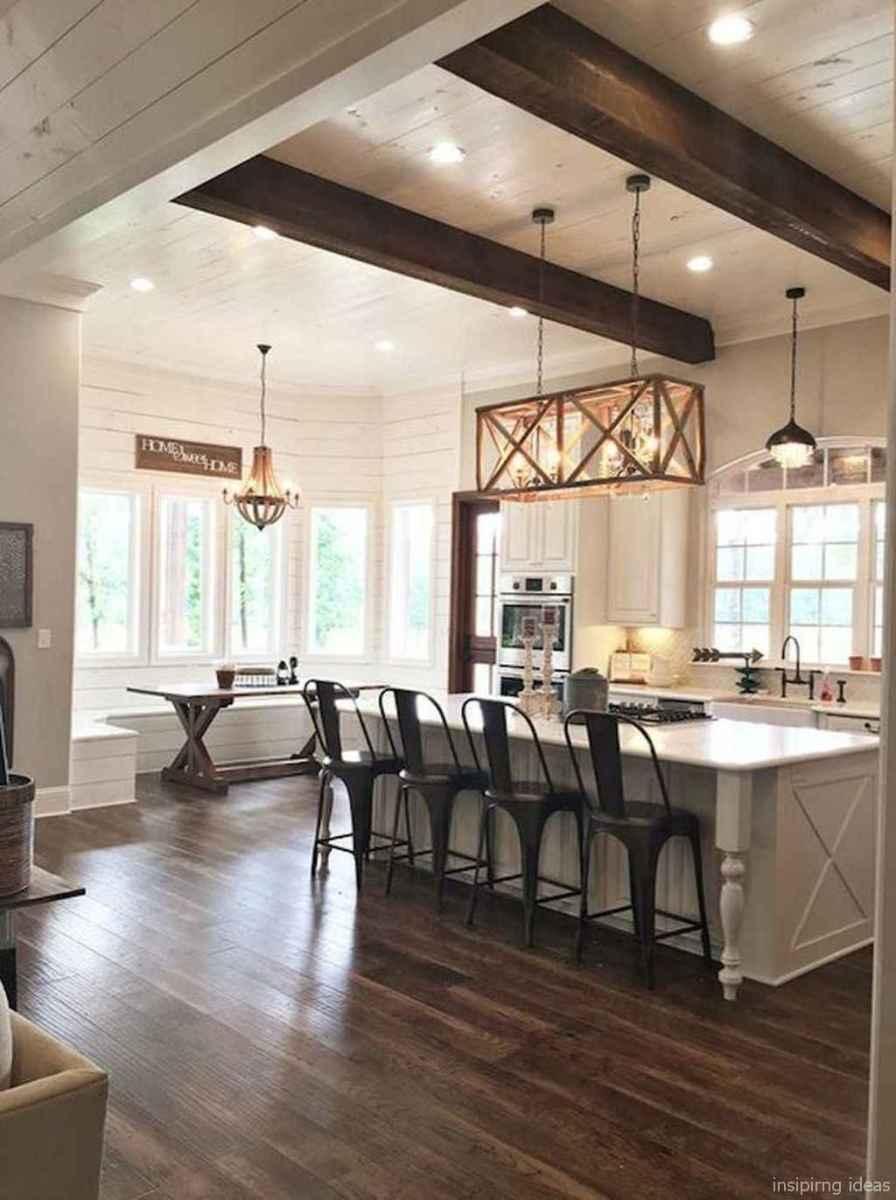 60 beautiful farmhouse kitchen decor ideas