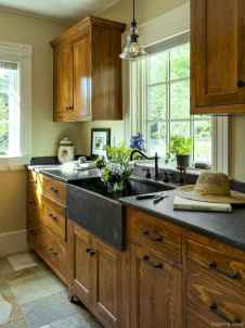 63 best modern farmhouse kitchen cabinets ideas