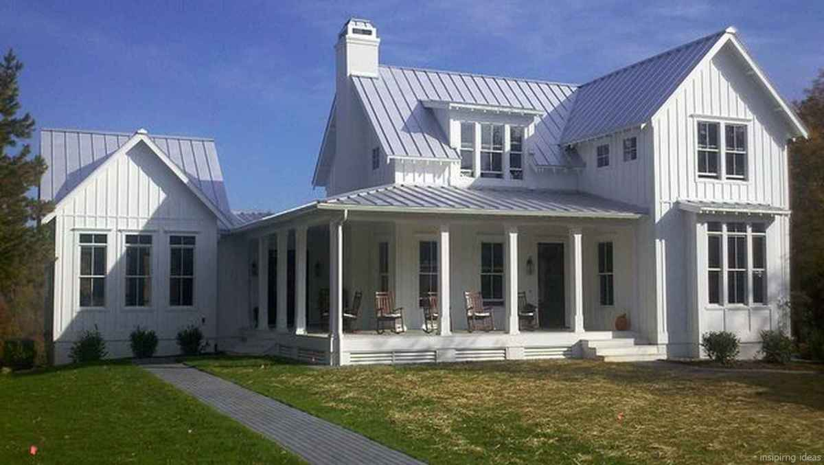 70 affordable modern farmhouse exterior plans ideas 15