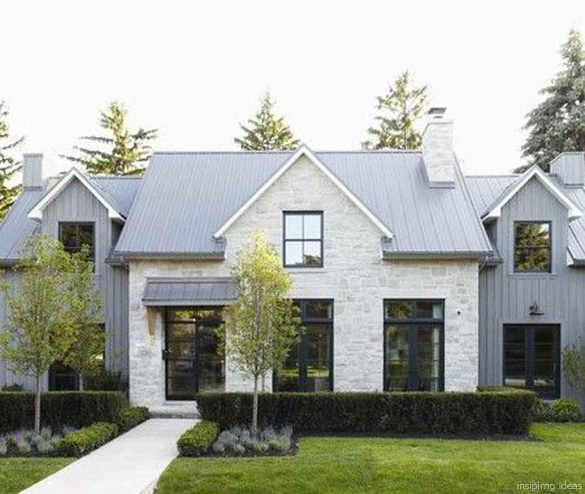 70 affordable modern farmhouse exterior plans ideas 31