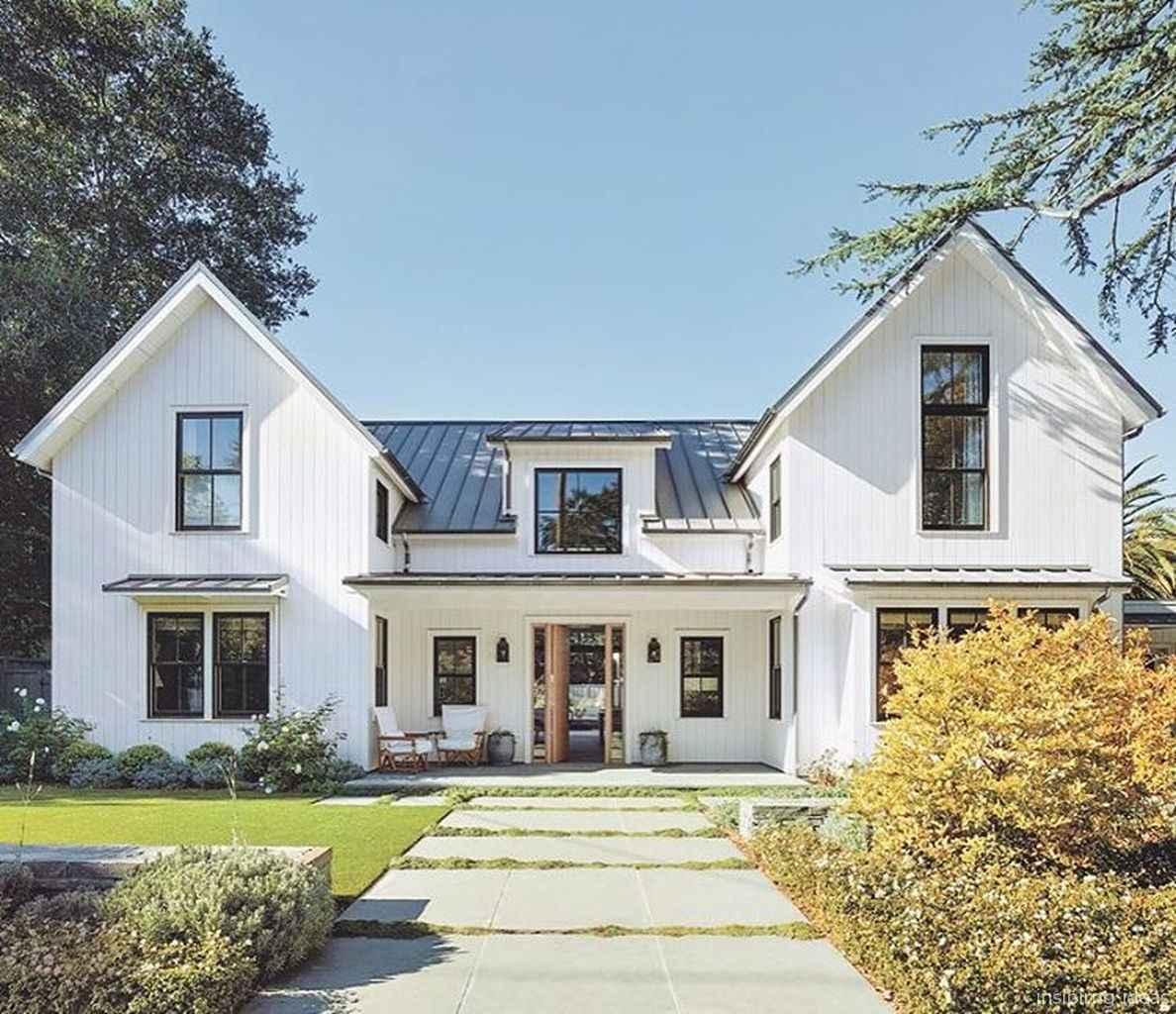 70 affordable modern farmhouse exterior plans ideas 38