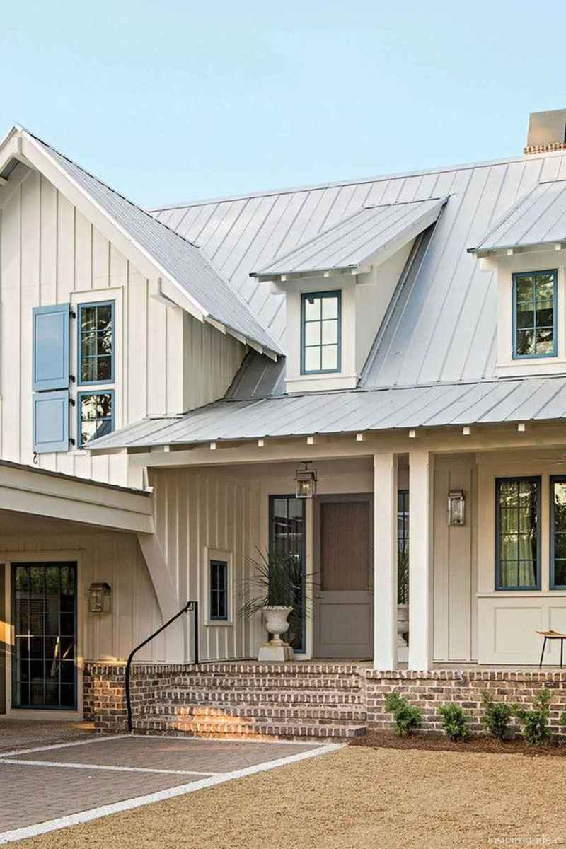 70 affordable modern farmhouse exterior plans ideas 60