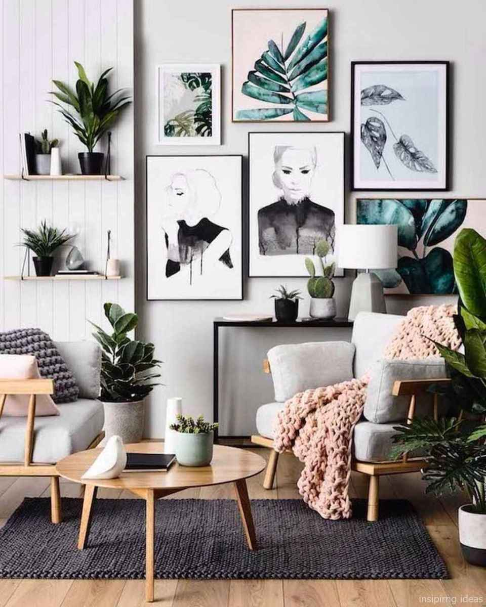 Cozy modern apartment living room decorating ideas on a budget 24