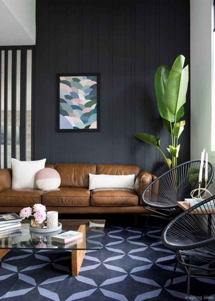 Cozy modern apartment living room decorating ideas on a budget 25