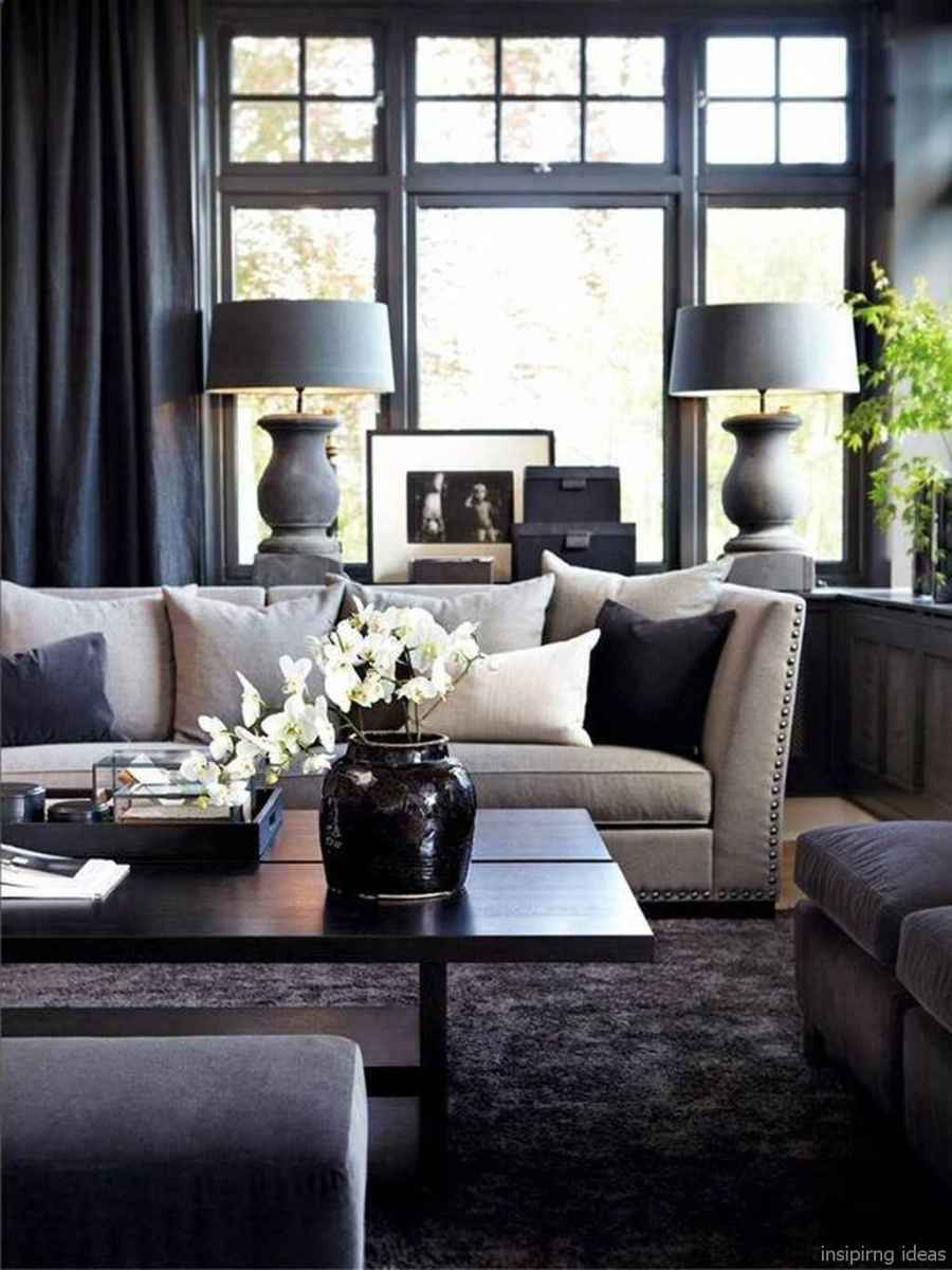 Cozy modern apartment living room decorating ideas on a budget 29