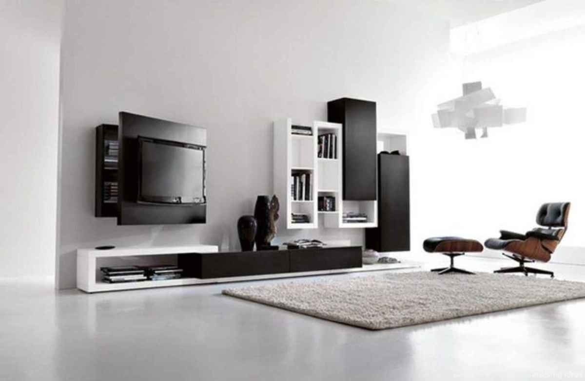 Cozy modern apartment living room decorating ideas on a budget 42