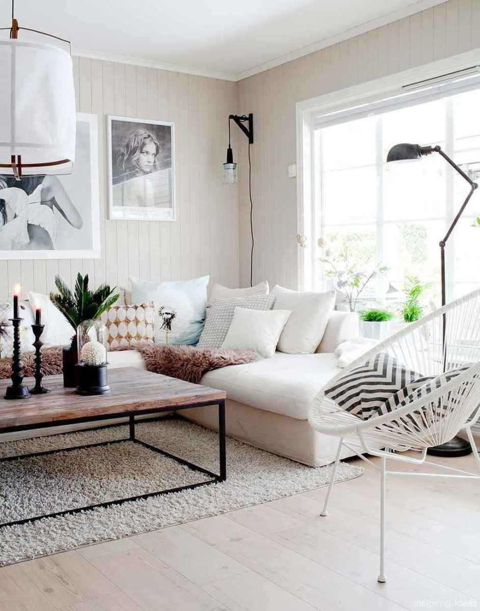 Cozy modern apartment living room decorating ideas on a budget 68