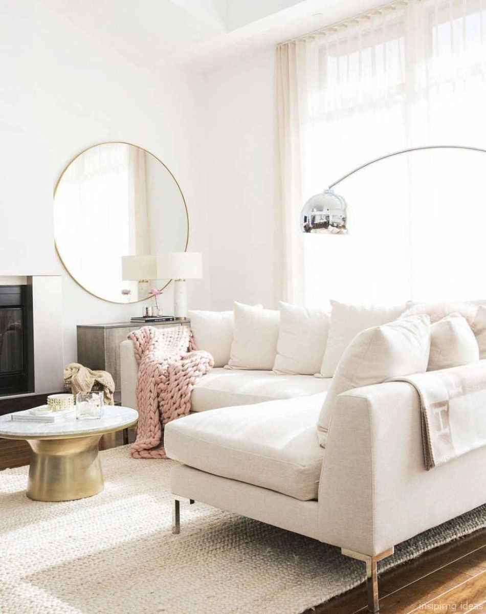 Cozy modern apartment living room decorating ideas on a budget 70