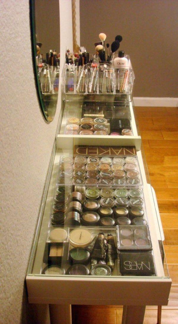 5 Ikea Hack Makeup Desks Ll -room & Bath