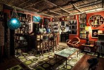 Home Tiki Bar Ideas