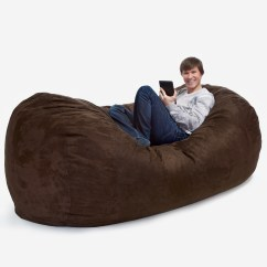 Bean Bag Chair Comfortable Chairs 7 Classy Adult Bags Room And Bath