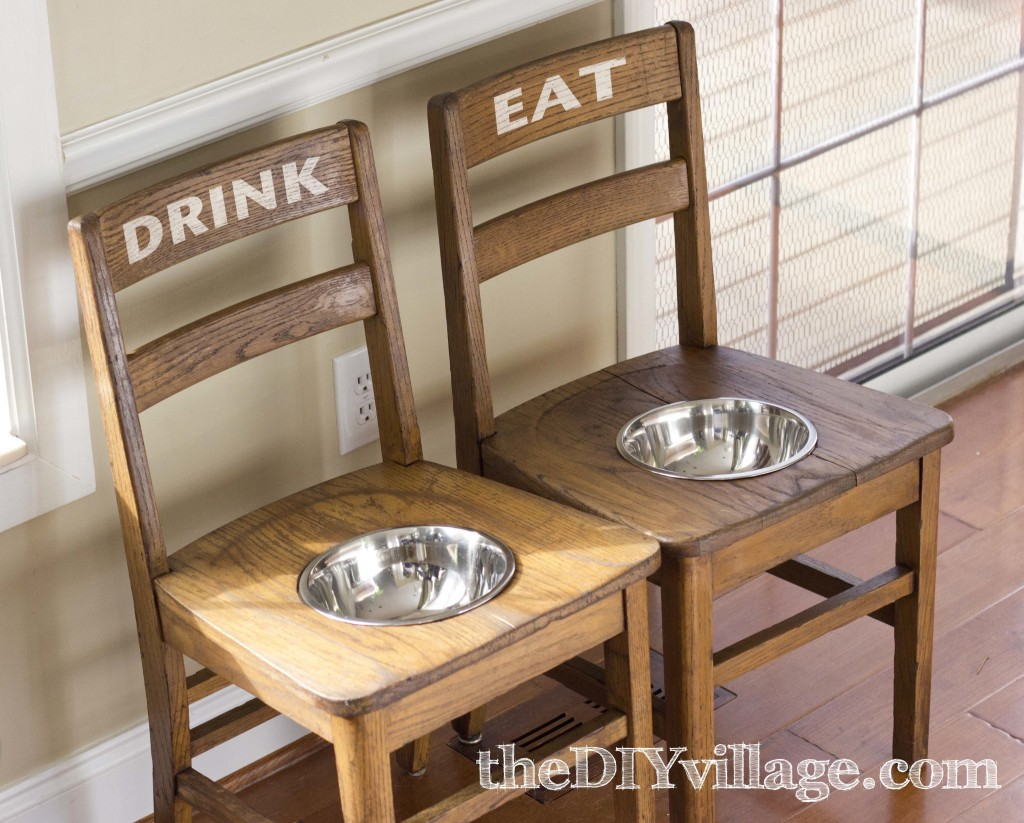 Food Chair 10 Classy Pet Food Bowls And Containers Room And Bath