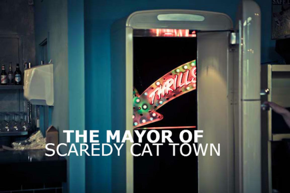 The Mayor Of Scaredy Cat Town Password Room Club