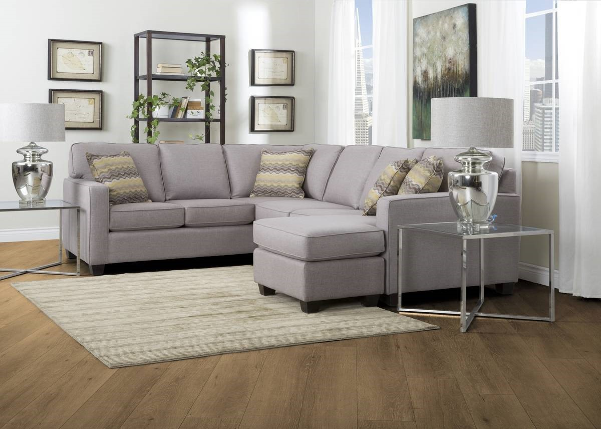 Dcor Rest 2541 Sectional