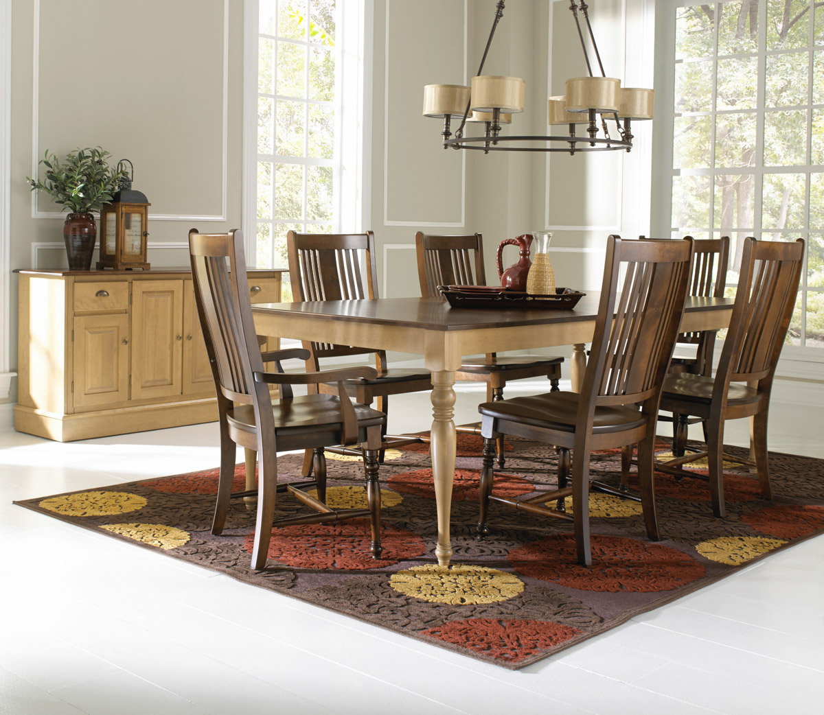 Canadel Custom Dining Room Concepts