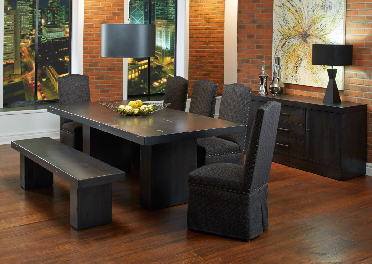 Canadel Loft Style Dining  Room Concepts