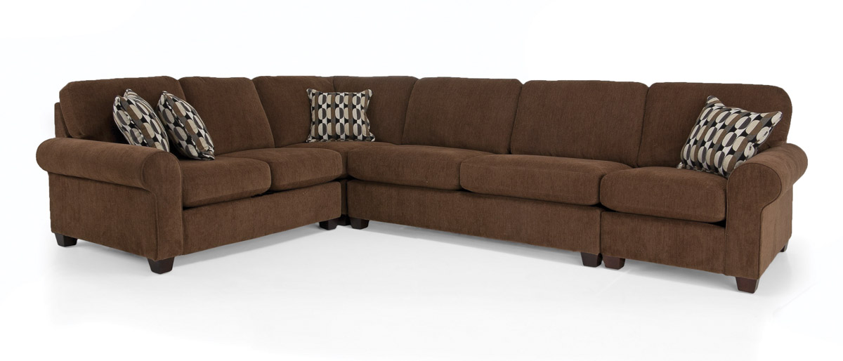 Dcor Rest 2A/3A Sectional