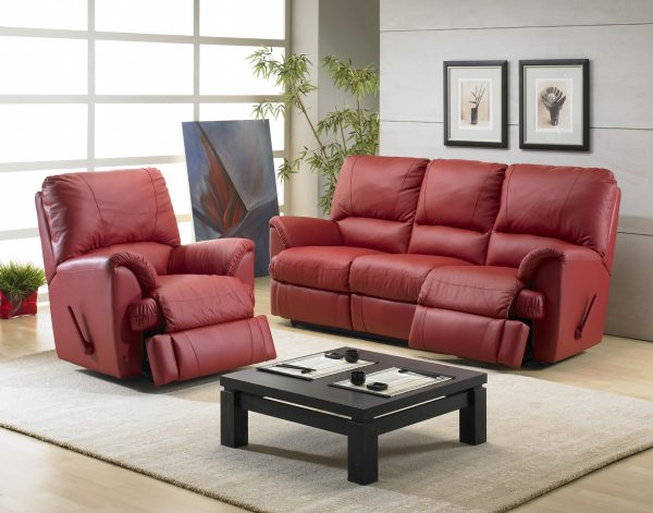 sectional reclining leather sofas sofa headrest covers elran mylaine - room concepts