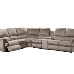 Wesley Sofa Fabric Sets With Wood Trim Elran Mylaine Sectional - Room Concepts