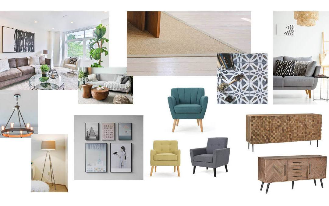 Decorate your room with the help of a Mood Board
