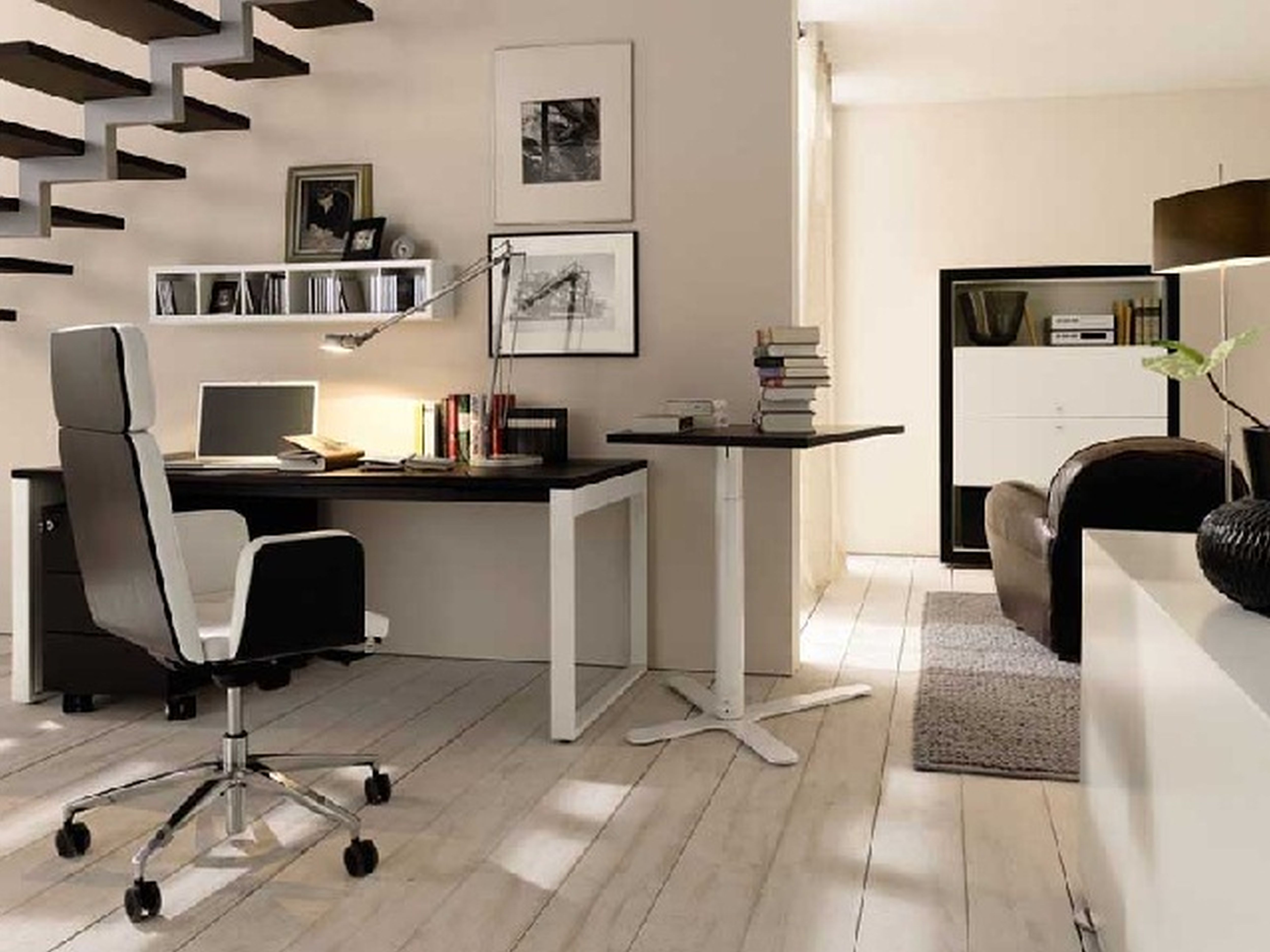 How To Get A Modern Home Office Interior Design