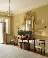 The Perfect Home Furnishing for a Traditional Entrance